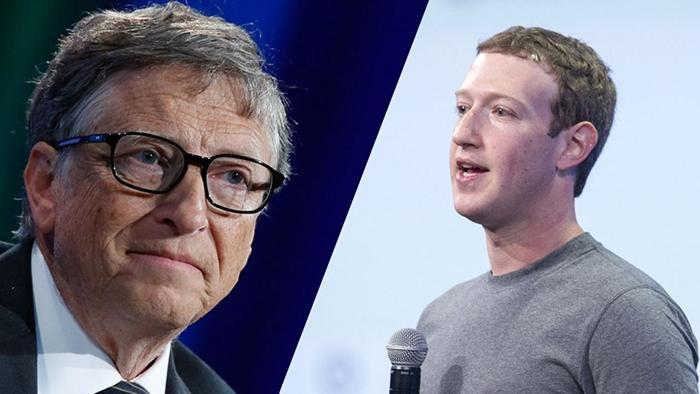 """Nếu trở lại """"thanh xuân"""", Bill Gates và Zuckerberg sẽ tự khuyên gì?"""