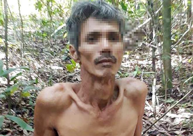 Thầy giáo đi lạc 10 ngày ăn trái dại trong rừng để sống