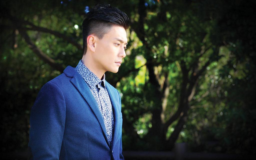 """Huỳnh Tông Trạch - """"bad boy"""" ngông nghênh từ phim tới đời"""