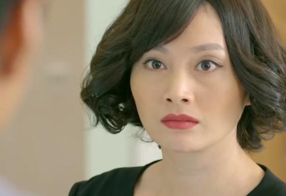 """Lan Phương được khen diễn tốt vai ác độc nhất phim """"Cả một đời ân oán"""""""