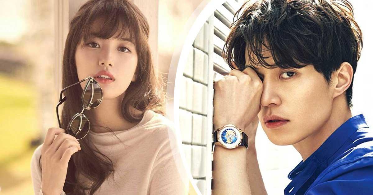 Suzy chia tay Lee Dong Wook sau 4 tháng yêu