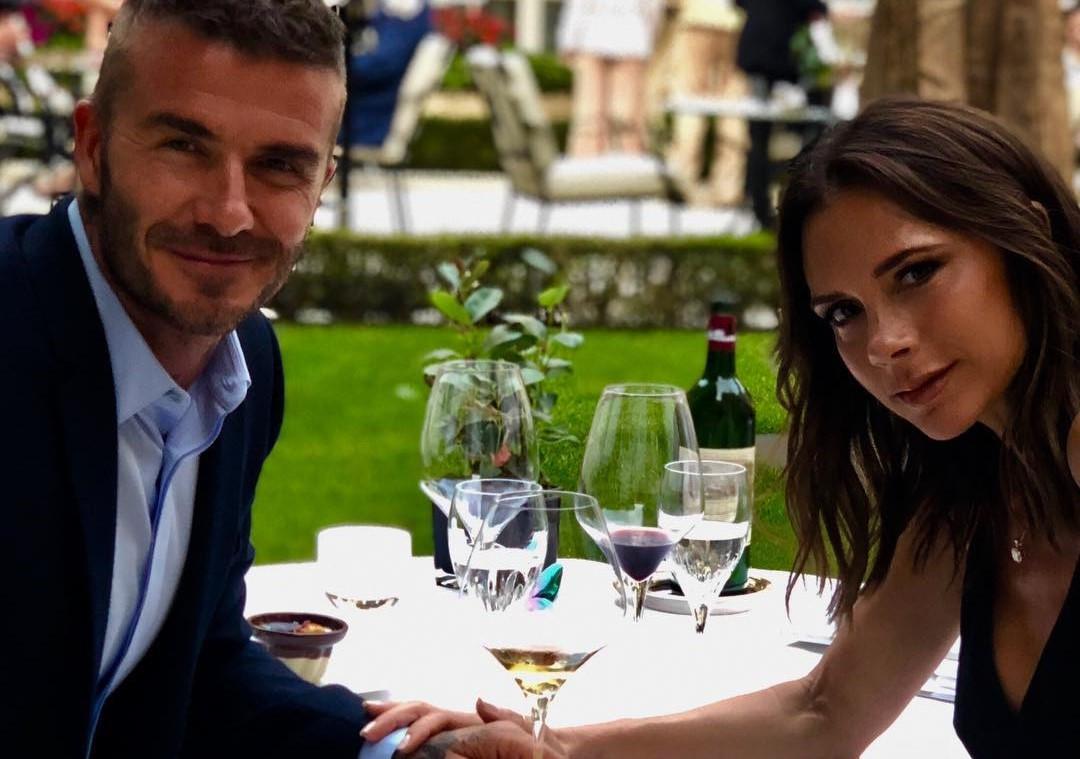 Vợ chồng David Beckham kỷ niệm 19 năm ngày cưới