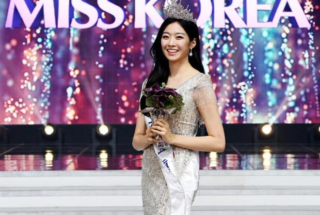 Tân Hoa hậu Hàn Quốc khóa mạng xã hội vì bị ném đá nhan sắc