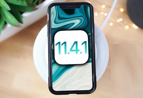 Apple ra iOS 11.4.1 kèm tính năng khiến hacker khổ sở