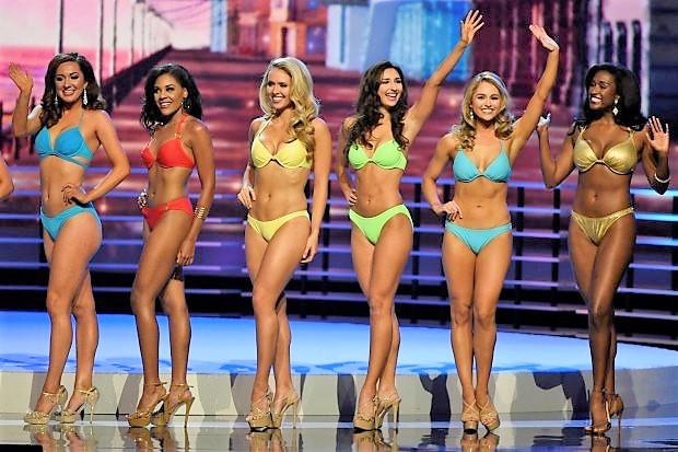 Hoa hậu Mỹ mâu thuẫn dữ dội sau quyết định bỏ thi áo tắm