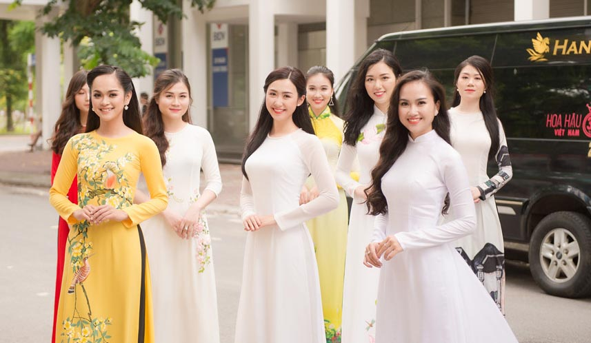 Nhan sắc đời thường các thí sinh nổi bật tại Hoa hậu Việt Nam 2018