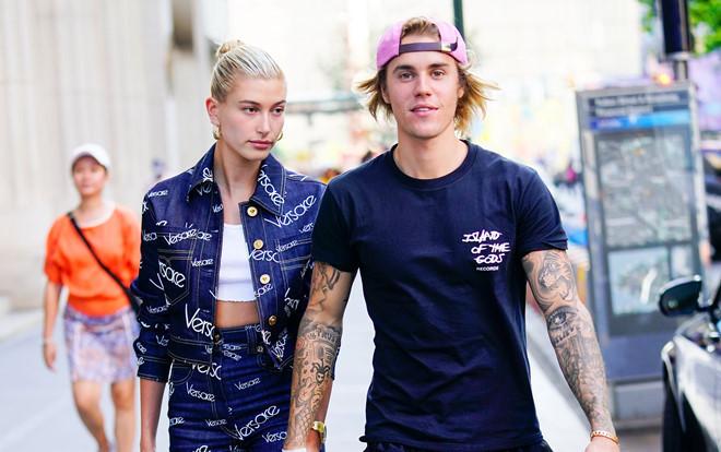 Gia đình mong chờ tiệc cưới của Hailey Baldwin và Justin Bieber