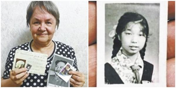 Người phụ nữ tìm lại được bạn cũ sau 56 năm trời nhờ World Cup