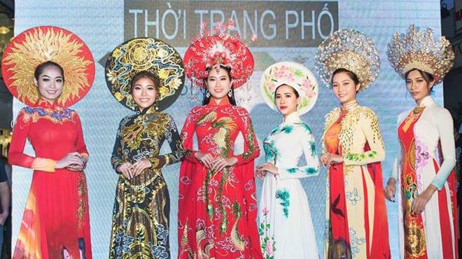 """Mãn nhãn với màn trình diễn Áo dài Tommy Nguyễn trong """"Thời Trang Phố"""" phiên bản mới"""
