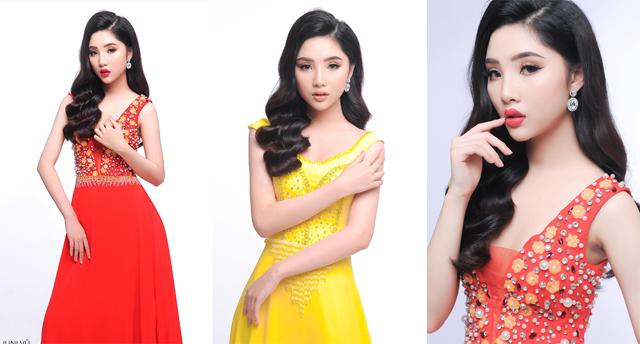 """""""Nữ hoàng"""" Mỹ Huyền rực rỡ và kiêu sang với những thiết kế đầm dạ hội Tommy Nguyễn"""