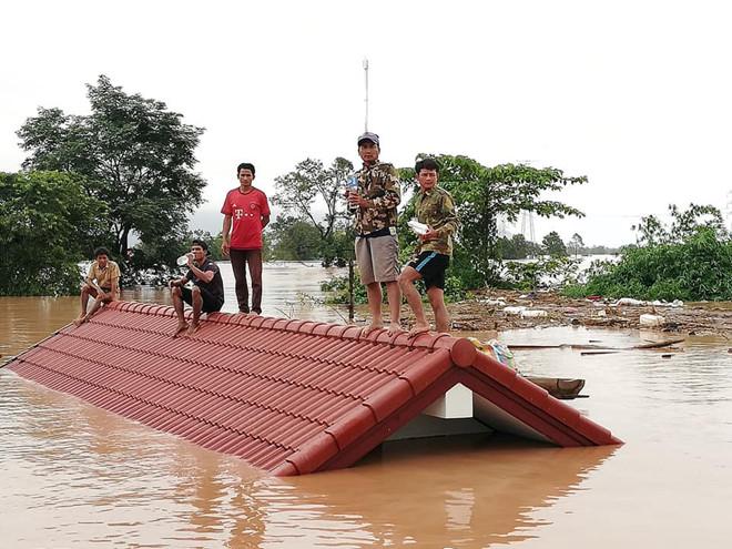 Vỡ đập thuỷ điện ở Lào ít ảnh hưởng tới Việt Nam