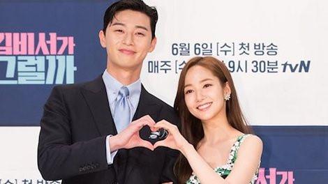 Park Min Young uống rượu vì áp lực trước nghi vấn hẹn hò bạn diễn