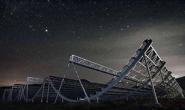 Phát hiện sóng radar bí ẩn, có thể phát ra từ nền văn minh vũ trụ