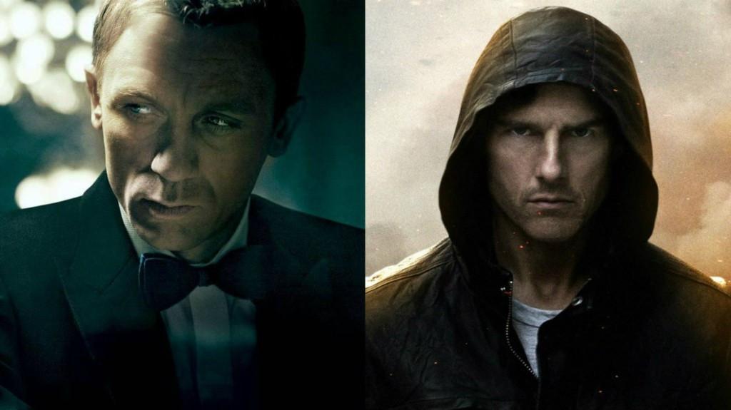 """Series điệp viên """"Mission: Impossible"""" liệu có thể vượt mặt """"007""""?"""