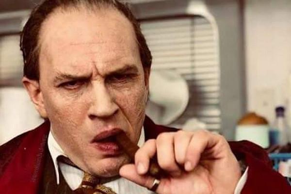 Tom Hardy lột xác khi hóa thân ông trùm Al Capone