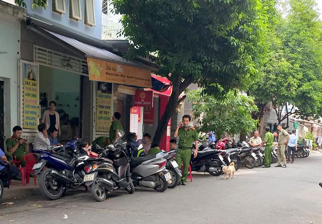 Một người nước ngoài tử vong tại nhà trọ ở Sài Gòn