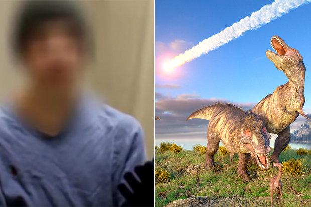 """""""Người du hành thời gian"""" nói nhìn thấy khủng long chưa từng được biết đến"""
