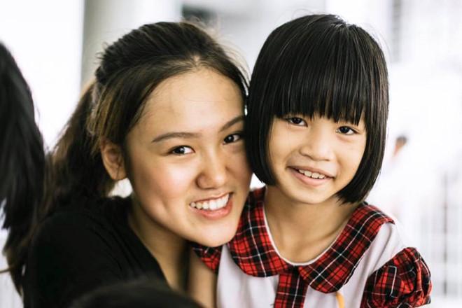 Nữ sinh 16 tuổi xây dựng dự án thiện nguyện cho 150 em nhỏ khó khăn