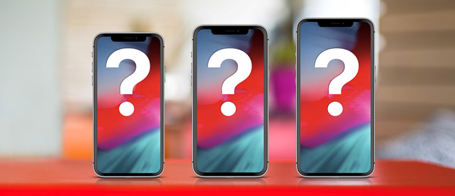 Apple sẽ đặt tên cho iPhone 2018 như thế nào?