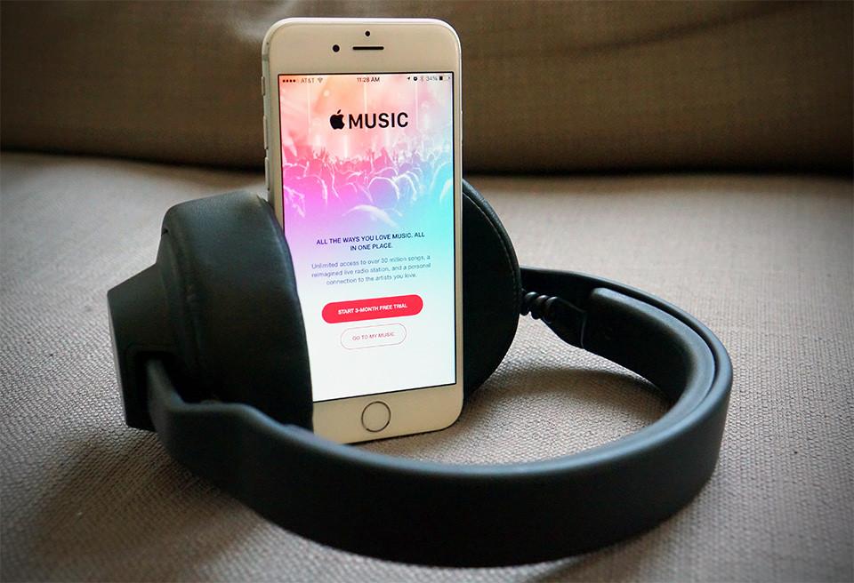 """Tim Cook: """"Chúng tôi tạo ra Apple Music không phải vì tiền"""""""