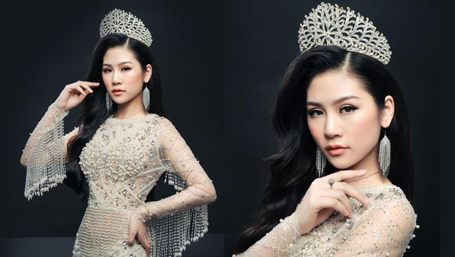 Phái đẹp thêm quyến rũ bởi nét chấm phá tinh tế của NTK Tommy Nguyễn