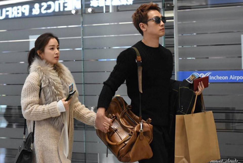 Bi Rain - Kim Tae Hee du lịch nước ngoài sau ồn ào xích mích gia đình