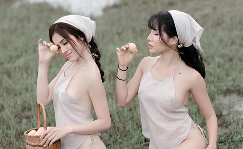 Cơ quan chức năng vào cuộc vụ á hậu Việt chụp ảnh phản cảm ở Đà Lạt