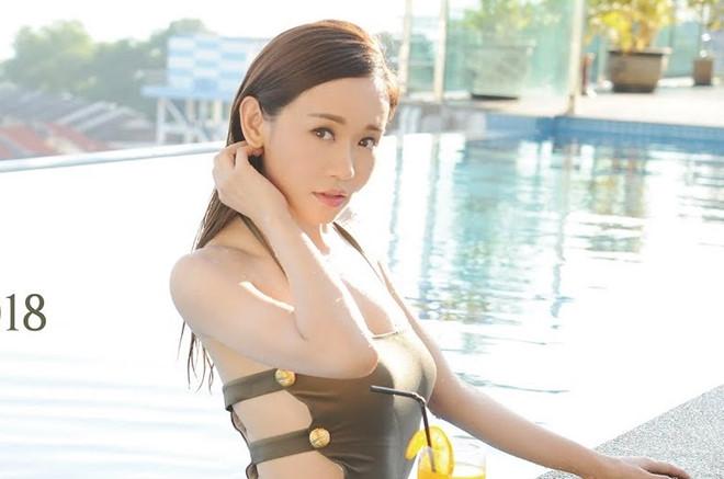 Hoa hậu Hong Kong lên tiếng về nghi vấn lộ ảnh khỏa thân
