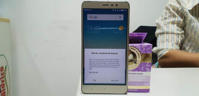Nhiều người dùng Android ở Việt Nam liên tục bị lỗi Facebook