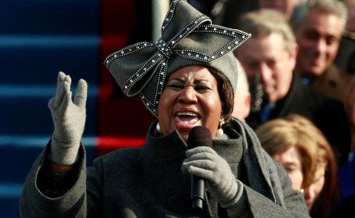 Nữ hoàng nhạc soul Aretha Franklin qua đời vì bệnh ung thư