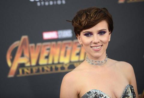 Scarlett Johansson là nữ diễn viên có thu nhập cao nhất năm 2018