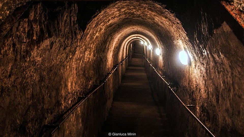 Bí mật thế giới ngầm dưới lòng thành phố ở Italy