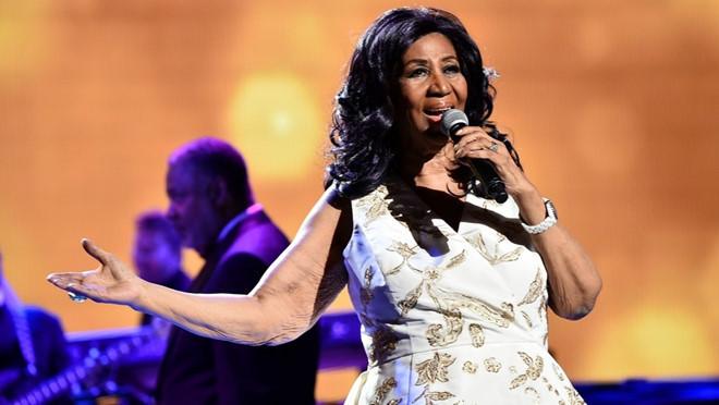 Người hâm mộ tri ân nữ hoàng nhạc Soul Aretha Franklin trước tang lễ