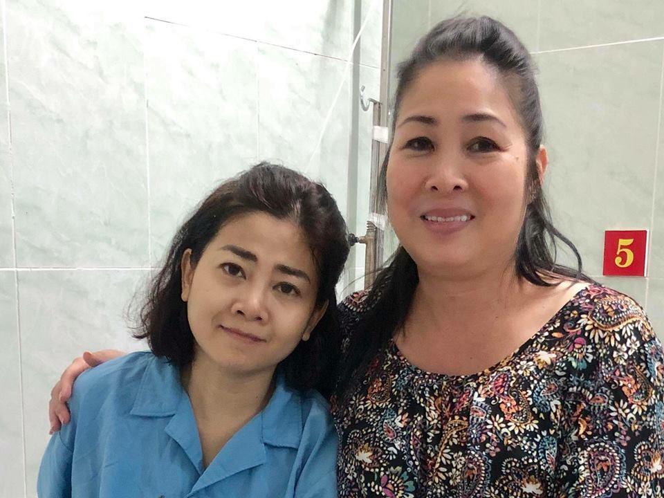 Hồng Vân, Quốc Thuận bị mạo danh nhận tiền giúp Lê Bình, Mai Phương
