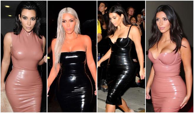Sự thật về váy cao su của Kim: Gây khó thở, hớ hênh và bốc mùi