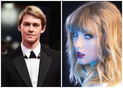 """Yêu nam thần nước Anh, Taylor Swift không còn là """"con rắn hao trai""""?"""