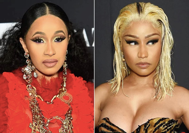Nicki Minaj và Cardi B đánh nhau giữa sự kiện thời trang