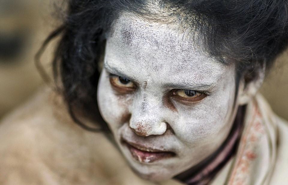 Bí ẩn những tăng lữ Ấn Độ ăn thịt người chết