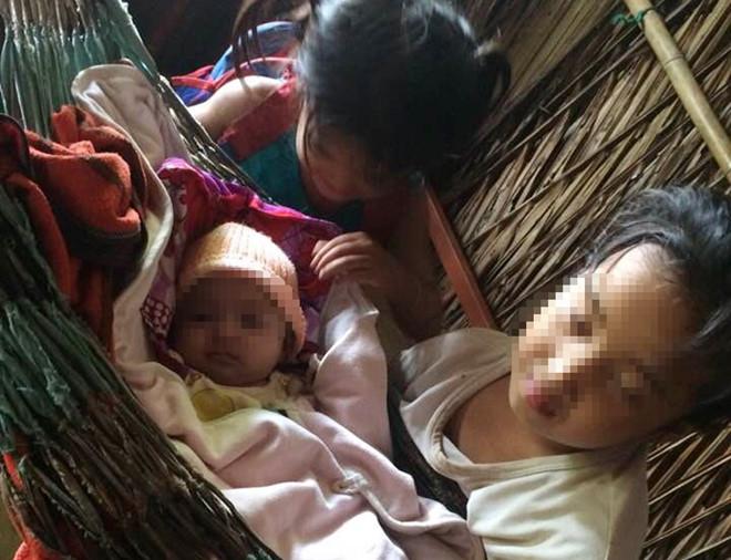 Người mẹ đột tử trong đêm, bỏ lại 3 con nhỏ