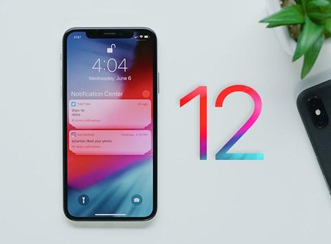 iOS 12 đang giết chết iPhone X?