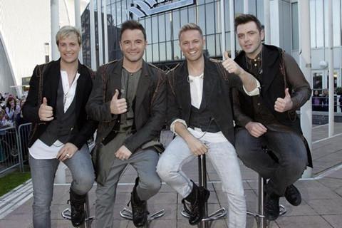 Westlife sắp sửa tái hợp với ca khúc mới do Ed Sheeran sáng tác