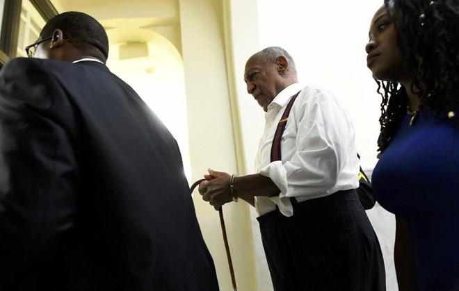 Danh hài Bill Cosby ngồi tù ở tuổi 81