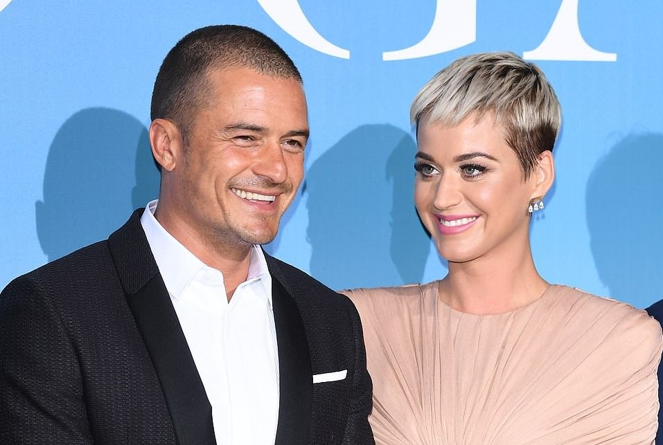 Katy Perry và Orlando Bloom xuất hiện thân mật sau 6 tháng tái hợp