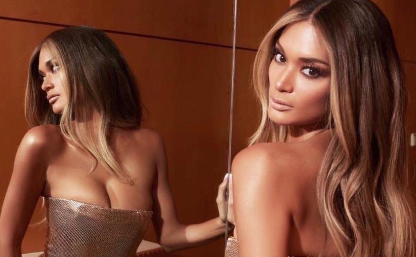 Hoa hậu Pia Wurtzbach bị chê già sau khi giảm cân