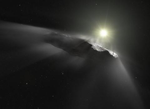 """Sao chổi """"điếu xì gà"""" bí ẩn gây đau đầu giới thiên văn"""