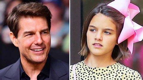Tom Cruise từ chối quyền thăm con gái Suri