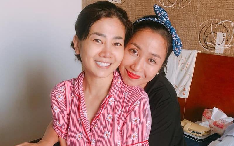 Ốc Thanh Vân phản bác loạt tin tiêu cực về sức khỏe của Mai Phương