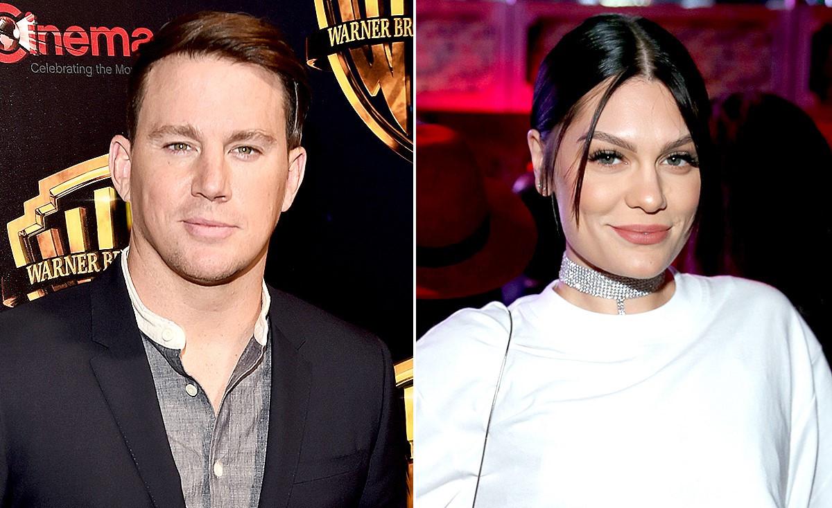 Tài tử Channing Tatum công khai hẹn hò Jessie J sau khi ly hôn