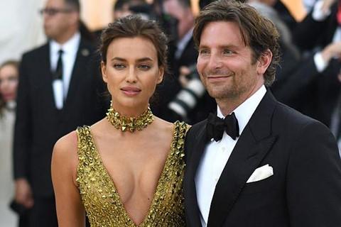 Siêu mẫu Irina Shayk và tài tử Bradley Cooper không hạnh phúc?