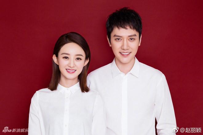 Triệu Lệ Dĩnh và Phùng Thiệu Phong xác nhận đã đăng ký kết hôn